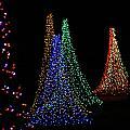 Celebration Of Lights - Oshkosh by Carol Toepke