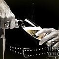 Champagne Toast by Janna Scott