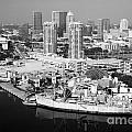 Channel District Tampa Florida by Bill Cobb