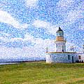 Chanonry Point Lighthouse by Hakon Soreide