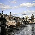 Charles Bridge Prague by Chris Smith