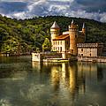 Chateau De La Roche by Debra and Dave Vanderlaan