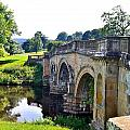 Chatsworth Bridge by Moments In Time Photographics