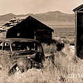 Cherry Creek   Nevada by J L Woody Wooden