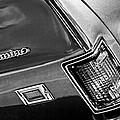Chevrolet El Camino Taillight Emblem by Jill Reger