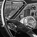 Chevrolet Steering Wheel Emblem by Jill Reger