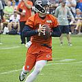 Chicago Bears Qb David Foles Training Camp 2014 05 by Thomas Woolworth