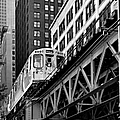 Chicago Loop 'l' by Christine Till