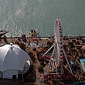 Chicago Navy Pier by Thomas Woolworth