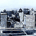 Chicago Panorama 1915 by Mountain Dreams
