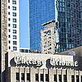 Chicago Tribune by Frozen in Time Fine Art Photography