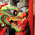 Chinese New Year by Jolly Van der Velden
