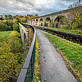 Chirk Aqueduct by Adrian Evans