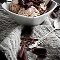 Chocolate Ice Cream by Kati Finell