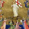 Christ Glorified In The Court Of Heaven by Fra Angelico