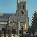 Christchurch Priory by Martin Davey