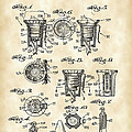 Christmas Bulb Socket Patent 1936 - Vintage by Stephen Younts