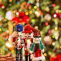 Christmas Figures by Peter Lakomy