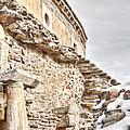 Church Detail by Gabriela Insuratelu