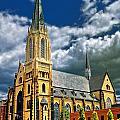 Church In St. Louis by Igor Aleynikov
