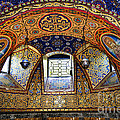 Church Interior by Elena Elisseeva