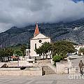 Church Of St.mark Makarska by David Fowler