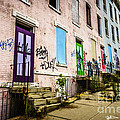 Cincinnati Glencoe-auburn Row Houses Picture by Paul Velgos
