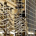 City Center -27 by David Fabian