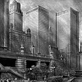 City - Chicago Il - Continuing A Legacy by Mike Savad