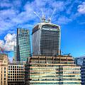 City Of London by David Pyatt