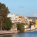 City Of Seville In Spain by Artur Bogacki