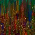 Cityscape 5 by Jack Zulli