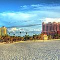 Clearwater Beach by Debbi Granruth