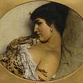 Cleopatra by Lawrence Alma-Tadema