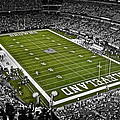 Cleveland Browns Stadium by Frozen in Time Fine Art Photography