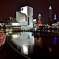 Cleveland Lakefront by Frozen in Time Fine Art Photography