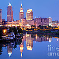 Cleveland Ohio by Denis Tangney Jr