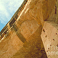 Cliff Palace Tower by Jerry McElroy