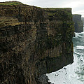 Cliffs Of Moher 1 by Benjamin Reed
