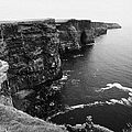Cliffs Of Moher County Clare Ireland by Joe Fox