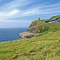 Cliffs Of Moher In Ireland by Birgit Tyrrell