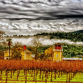 Clouds Over Napa Valley by Mountain Dreams