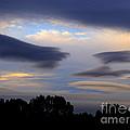 Cloudy Day 2 by Jacklyn Duryea Fraizer