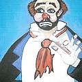 Clown by Nora Shepley