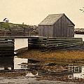 Coastal Quaint by Karin Pinkham