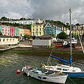 Cobh Town In Ireland by Artur Bogacki