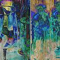 Collage by Werner Lehmann