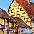 Colmar - Alsace by Brian Jannsen