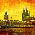 Cologne by Gabi Siebenhuehner