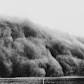 Colorado Dust Storm, 1935 by Granger